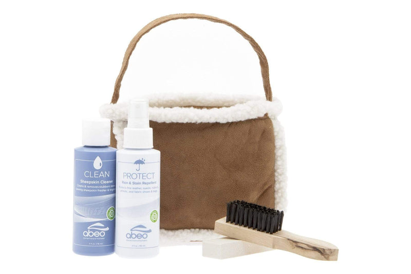 ABEO Footwear Shearling Care Kit