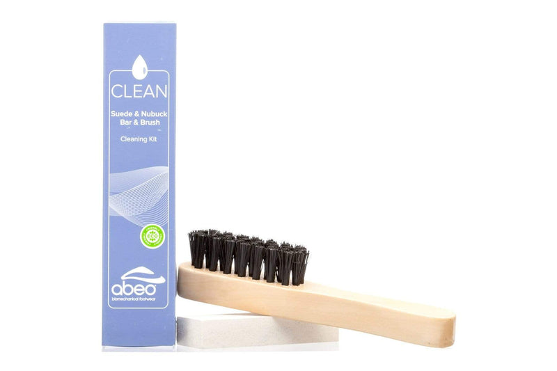 ABEO Footwear Suede-nubuck Brush Kit