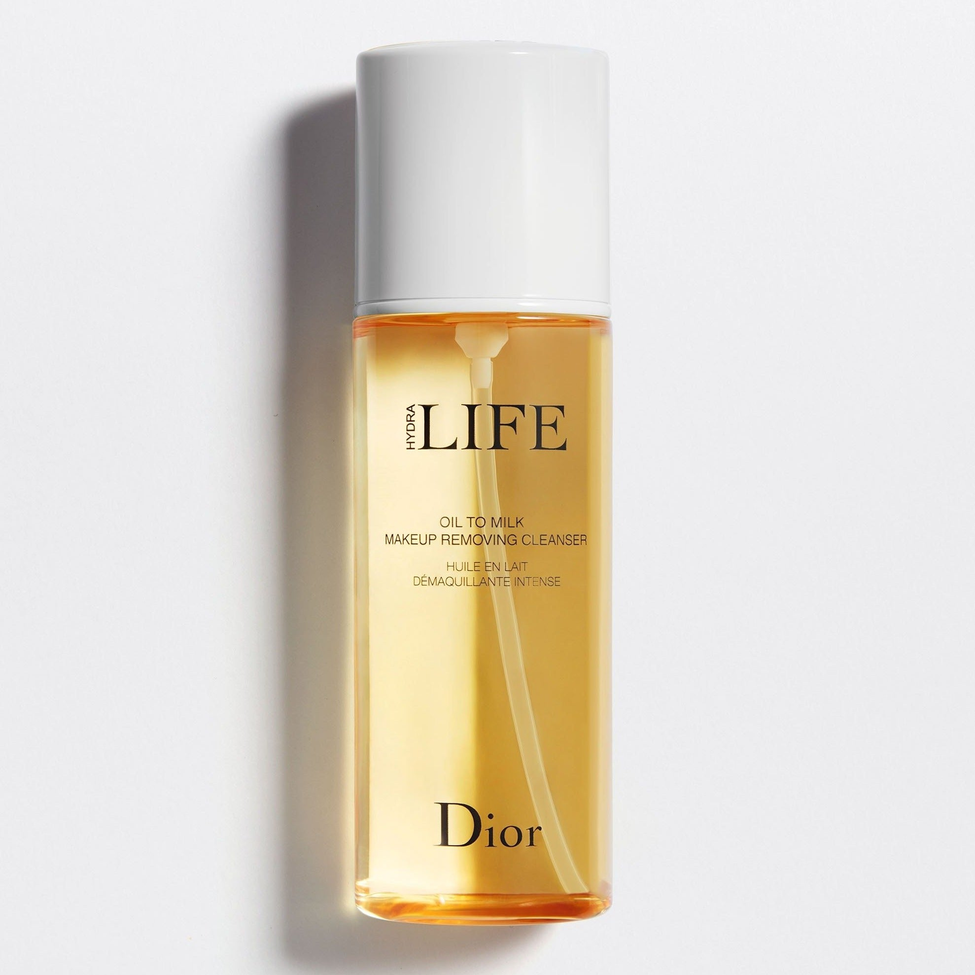 DIOR HYDRA LIFE | Oil to milk - makeup removing cleanser