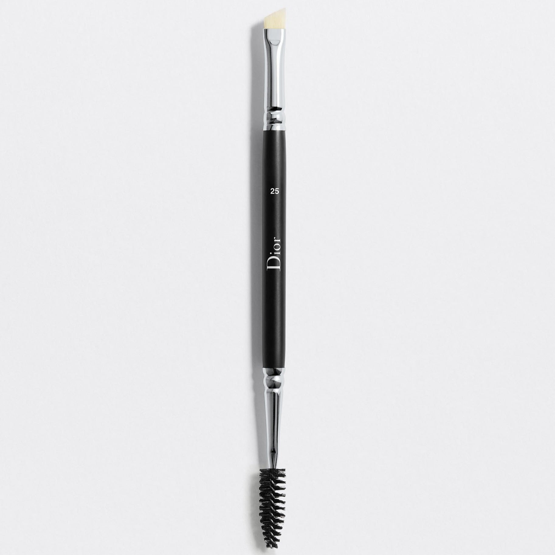 DIOR BACKSTAGE DOUBLE ENDED BROW BRUSH N° 25 | Double-ended brow brush n° 25