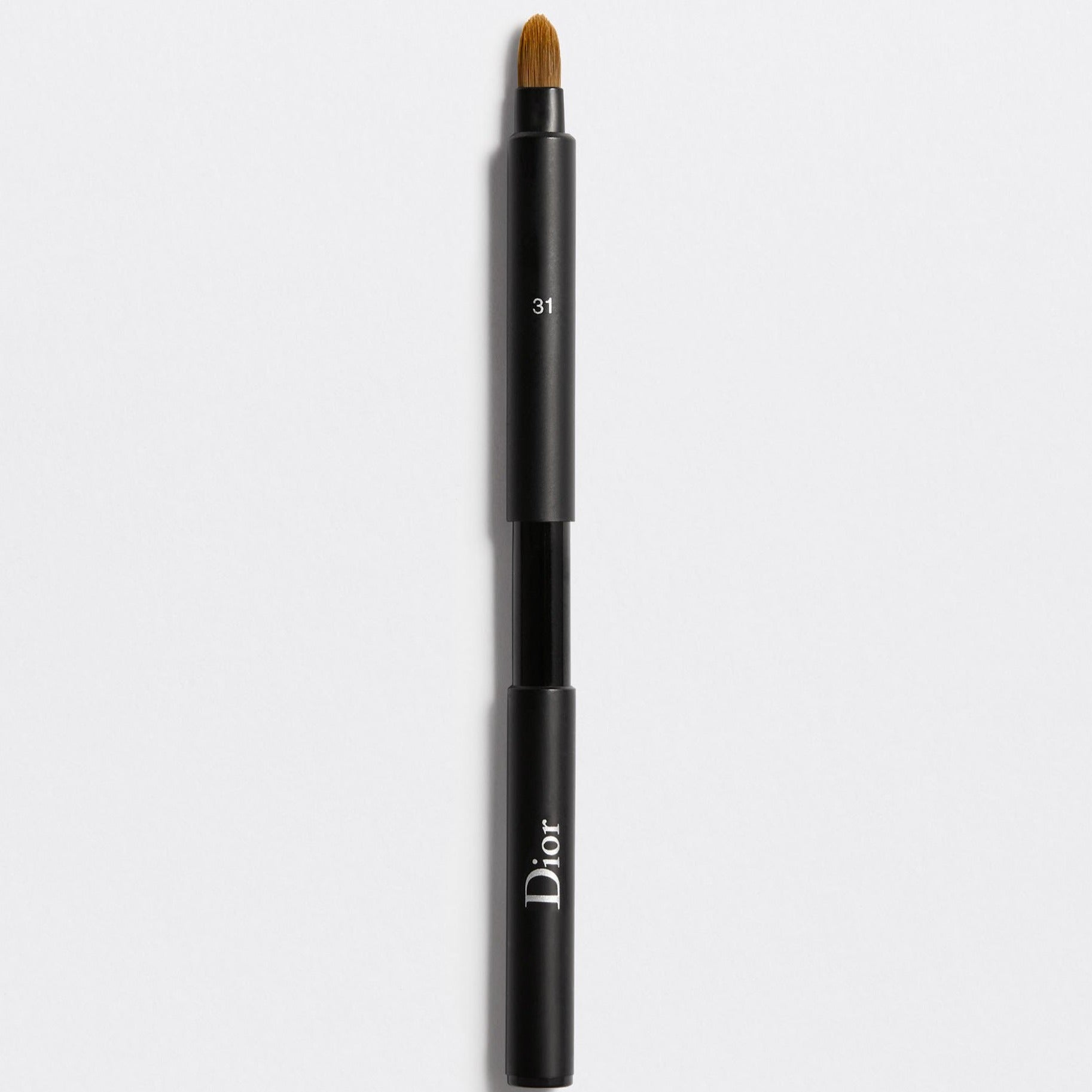 DIOR BACKSTAGE RETRACTABLE LIP BRUSH N° 31 | Dior backstage retractable lip brush n°31