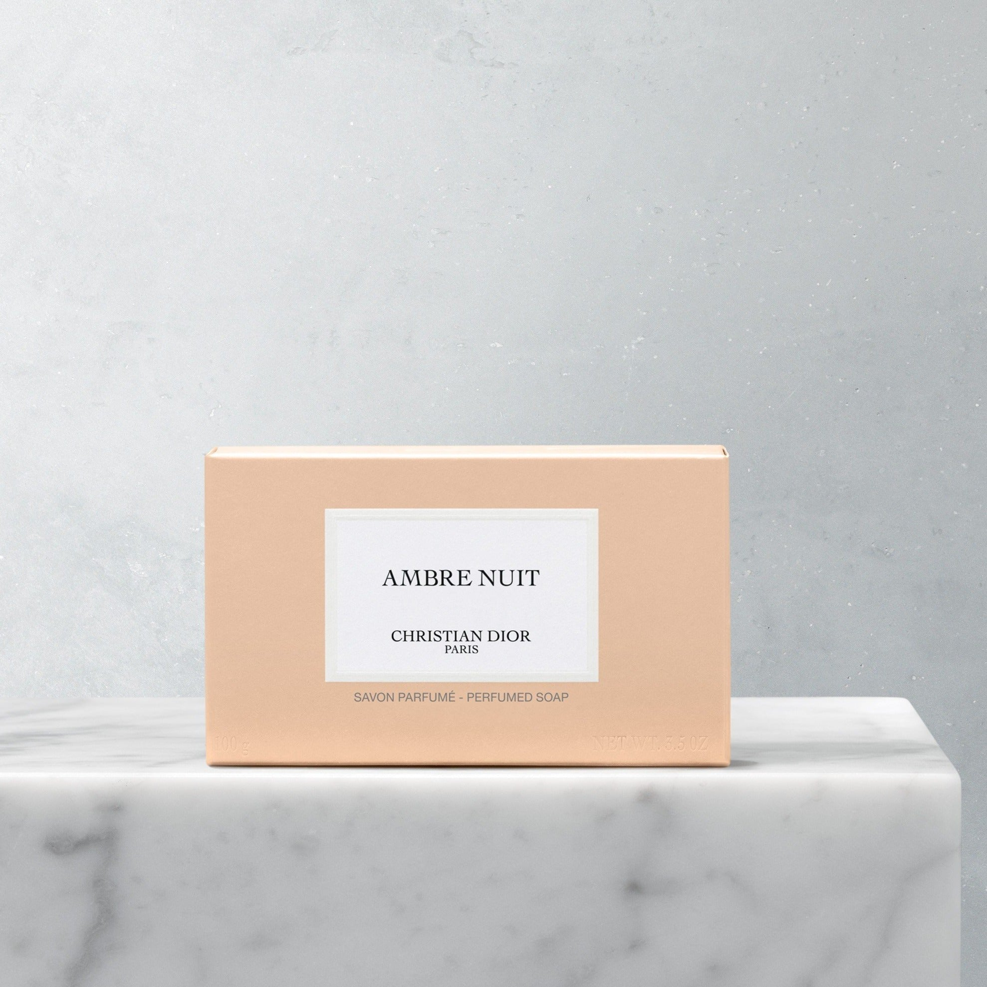 AMBRE NUIT | Solid Soap