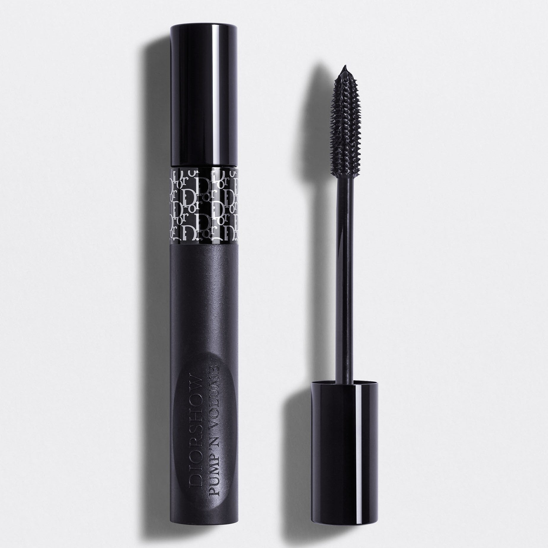 Diorshow Pump 'N' Volume HD | Squeezable Mascara Instant XXL Volume - Lash-Multiplying Effect