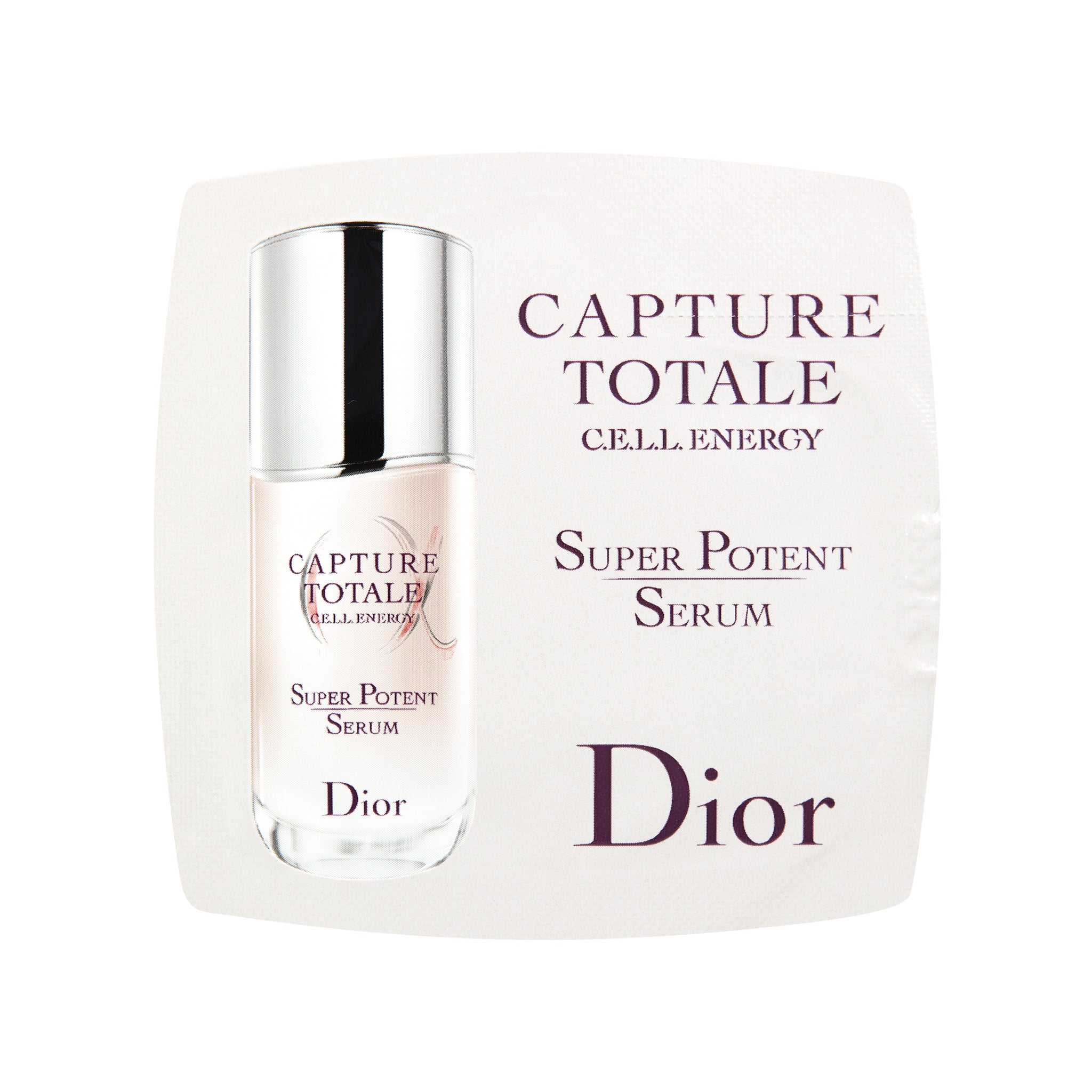 Capture Totale Super Potent Serum 1ml Sample