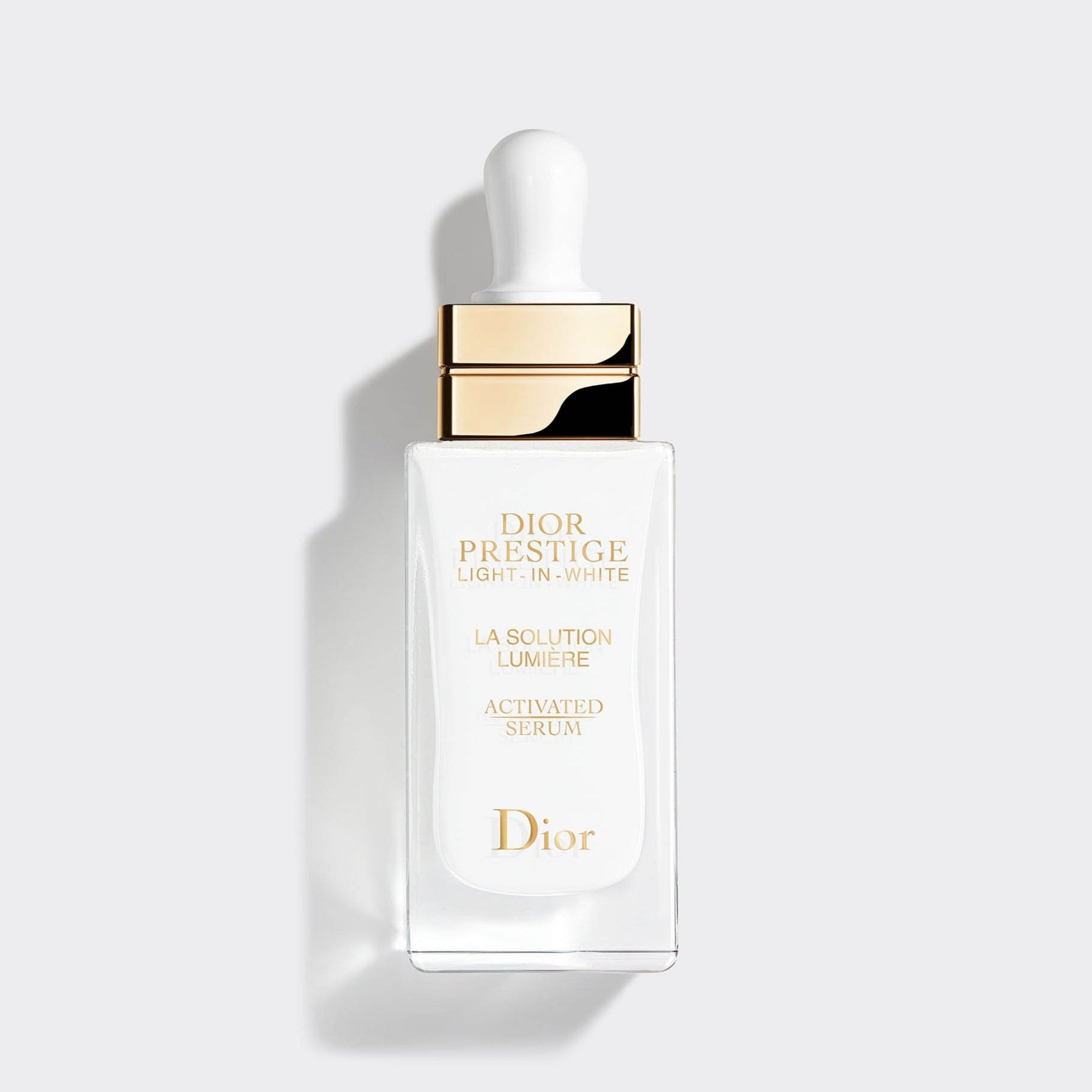 Dior Prestige Light-in-White La Solution Lumière | Activated Serum Exceptional illuminating and revitalising dermo-serum