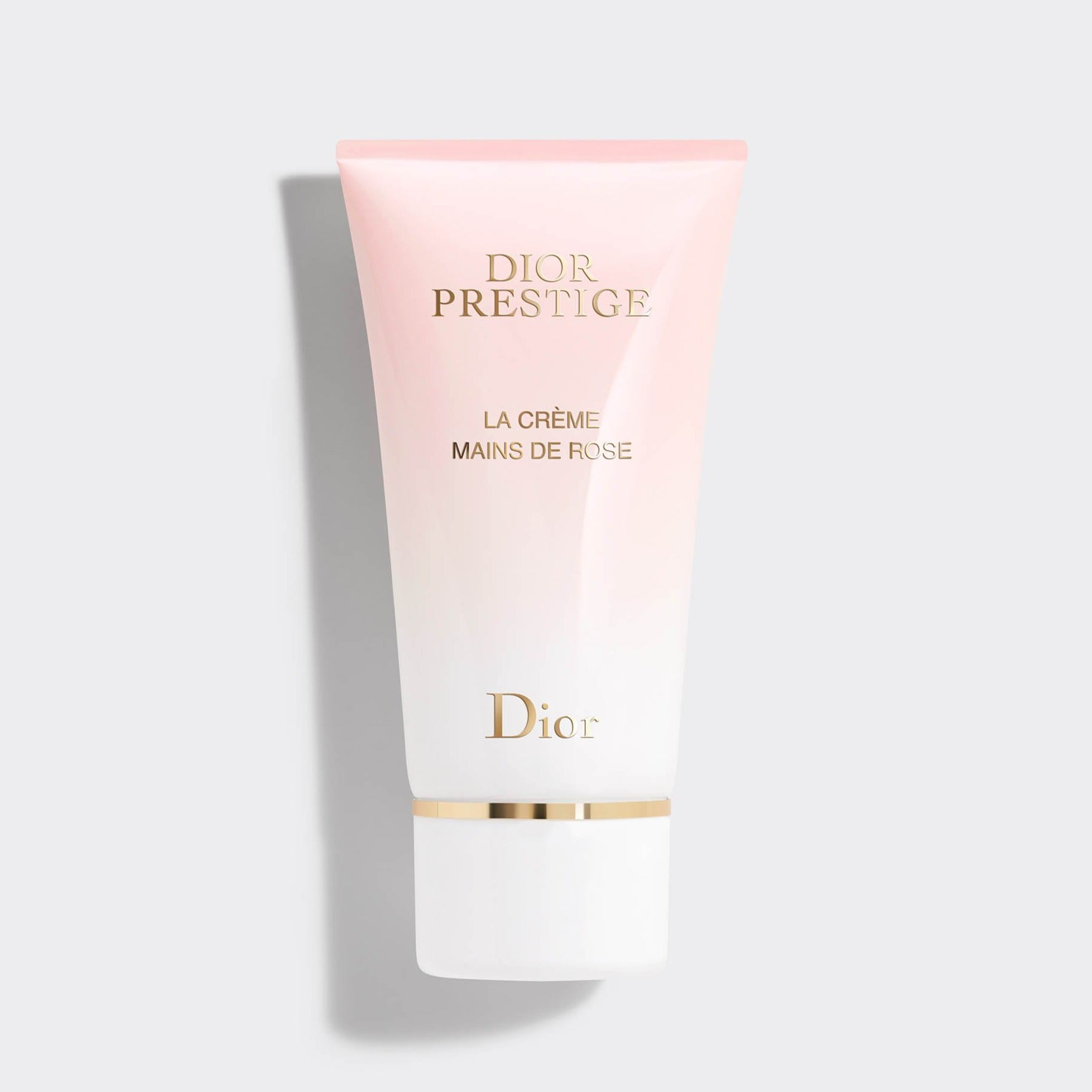 Dior Prestige La Crème Mains de Rose | Hand cream - exceptional micro-nutritive and revitalising care