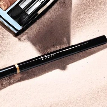 DIORSHOW COLOUR GRAPHIST | Summer Dune Collection Limited Edition Felt-tip & kohl kajal eyeliner duo - precision and long wear - water-resistant
