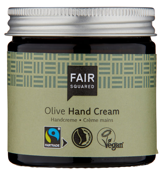 FAIR SQUARED Olive Hand Creme 50ml