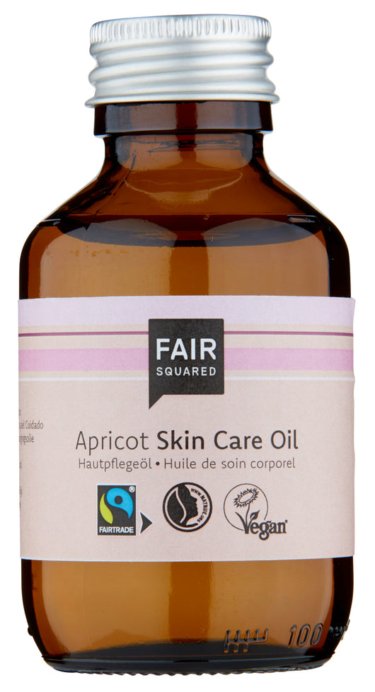 FAIR SQUARED Apricot Skin Care Oil 100 ml
