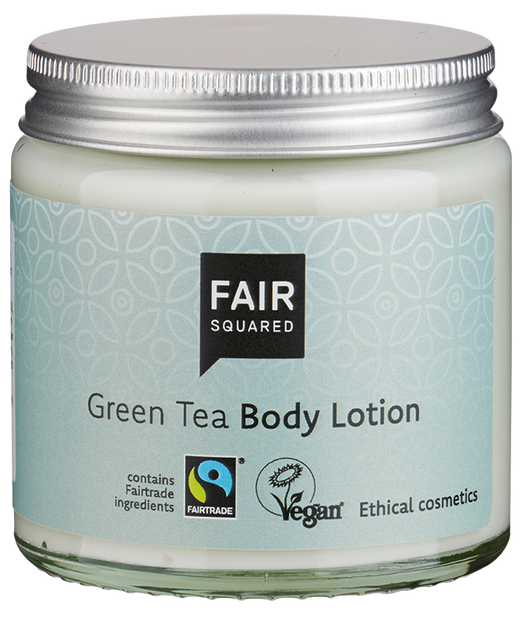 FAIR SQUARED Green Tea Body Lotion 100ml