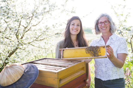 Little Bee Fresh Familienbetrieb: Angelika und Rosemarie Jürgens