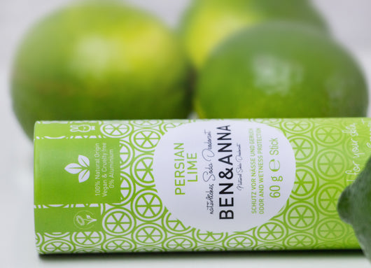 Ben und Anna Deo Persian Lime Limette