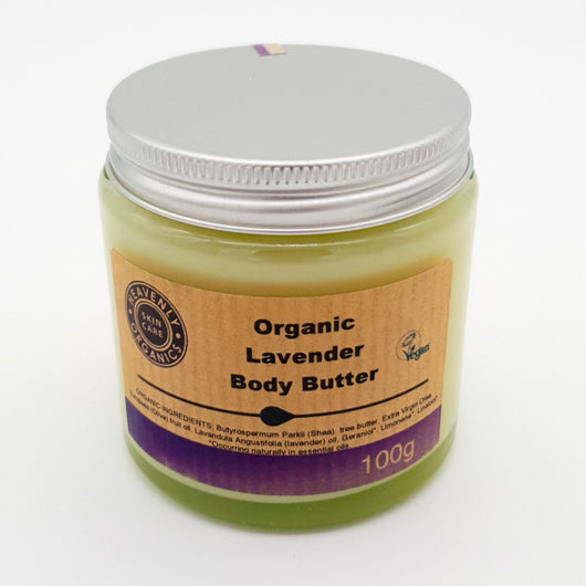 Body Butter Lavendel
