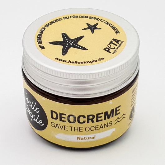 hello simple Deocreme Natural