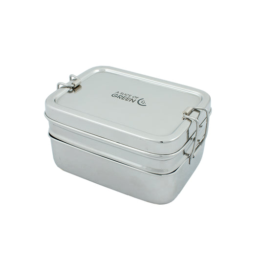 Lunchbox Panna 2-teilig (inkl. Mini-Container)