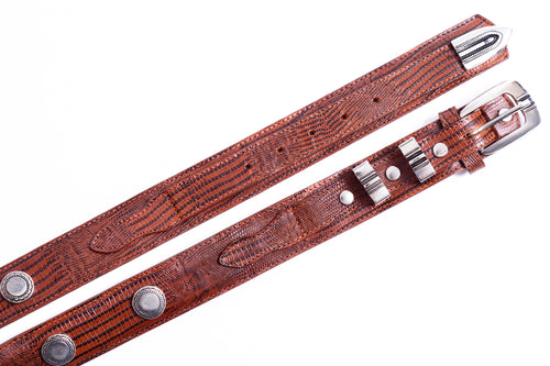 WHISKEY GITANO BELT