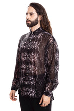 Load image into Gallery viewer, PANTERA CHIFFON SHIRT