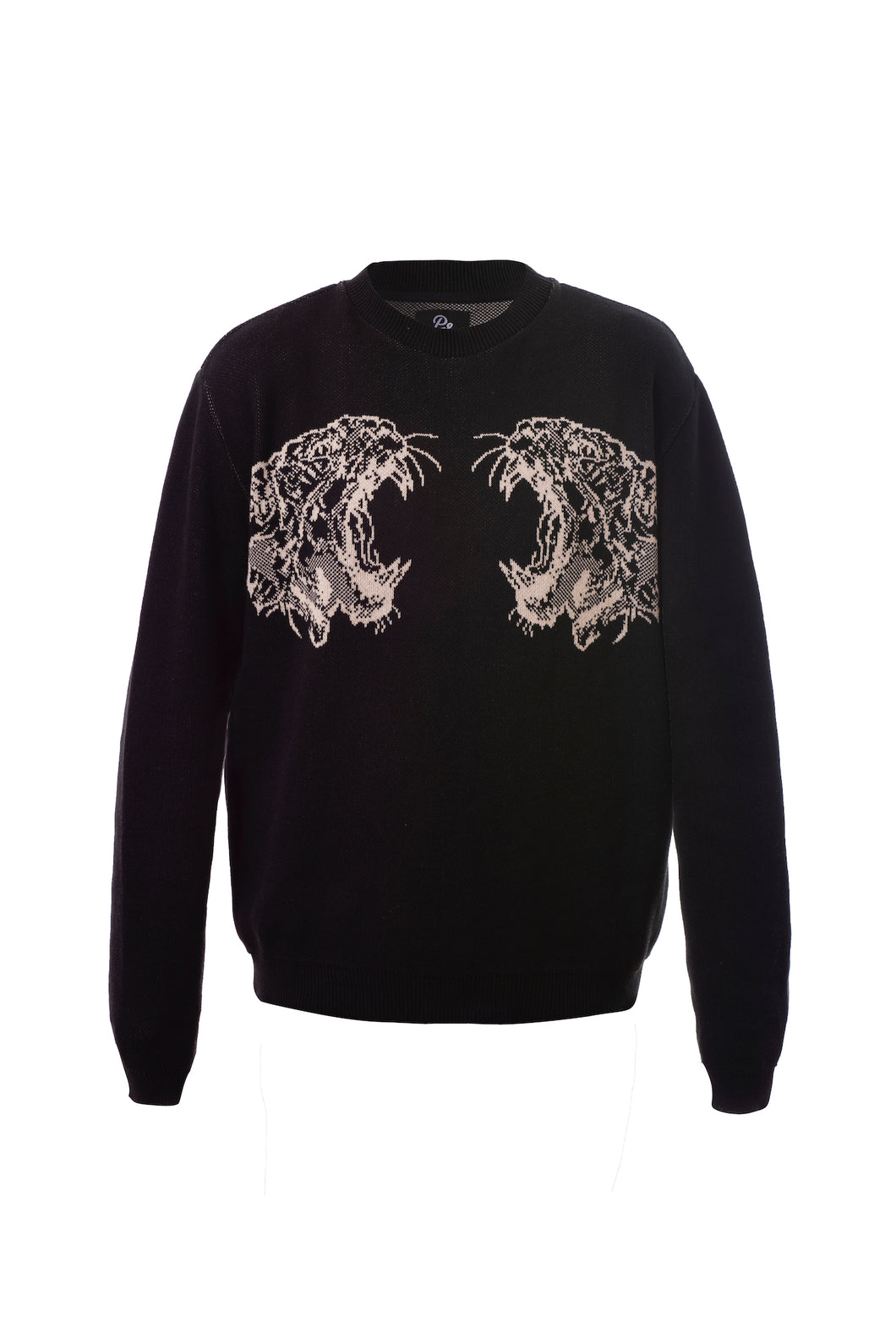 BLACK & SAND PANTERA SWEATER