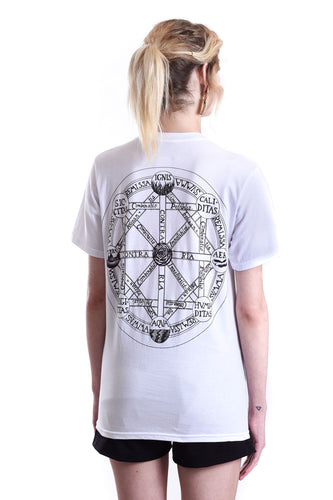 Camiseta tabla de Alquimia