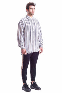 SAND & DUST STRIPES SHIRT