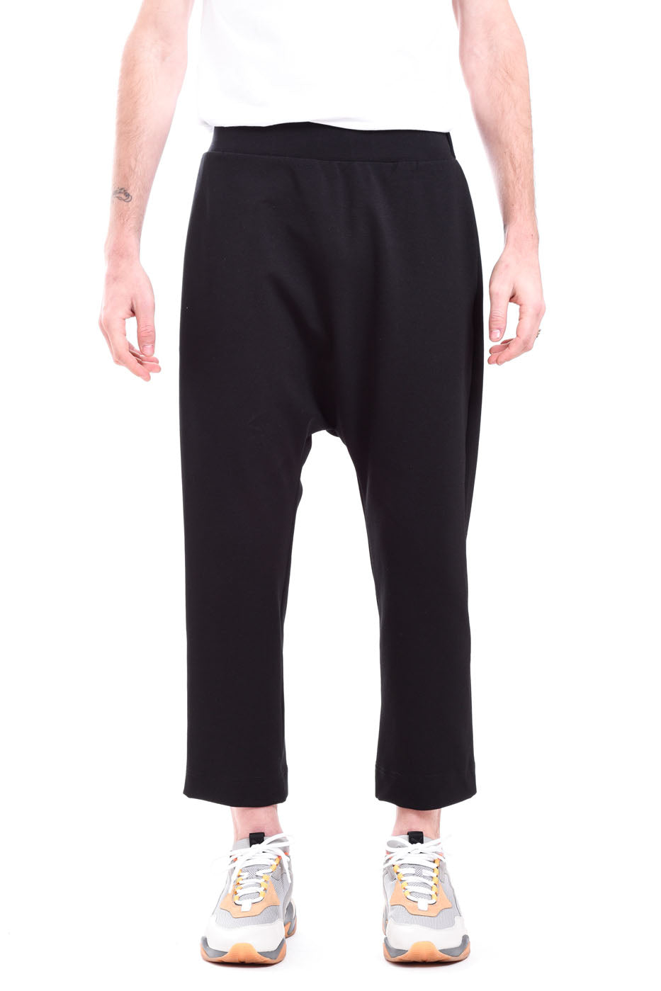 BLACK SAMURAI PANTS