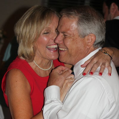 photo of Brian and Sherry