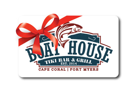 THE BOATHOUSE TIKI BAR & GRILL