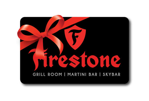 THE FIRESTONE GRILL ROOM, MARTINI BAR & SKYBAR