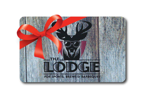 THE LODGE - SPORTS, BREWS & BBQS