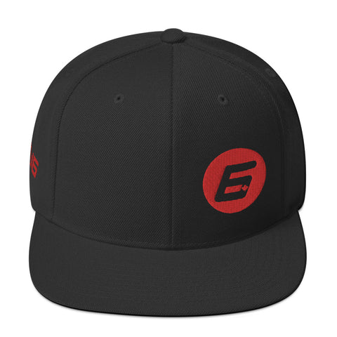 Robert Wickens The 6 Snapback Hat