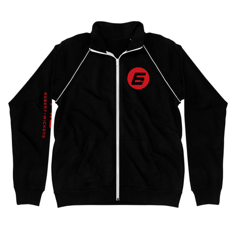 Robert Wickens - SIX Piped Fleece Jacket