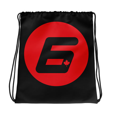 Robert Wickens - SIX Drawstring bag