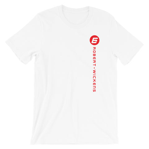 Robert Wickens - SIX Short-Sleeve Unisex T-Shirt