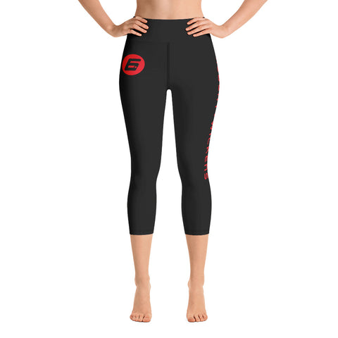 Robert Wickens - SIX Womens Yoga Capri Leggings