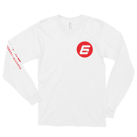 Robert Wickens - SIX Long sleeve t-shirt