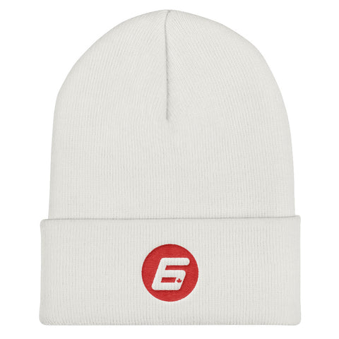 Robert Wickens - SIX Cuffed Beanie