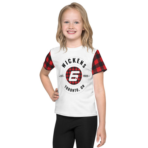 Robert Wickens Custom Kids T-Shirt