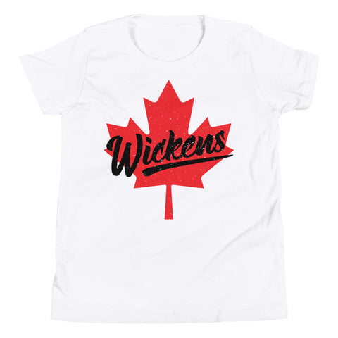 Robert Wickens Youth Short Sleeve T-Shirt