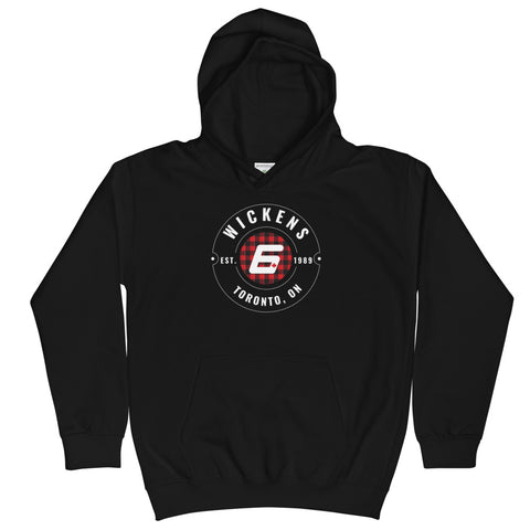 Robert Wickens The Six Kids Hoodie