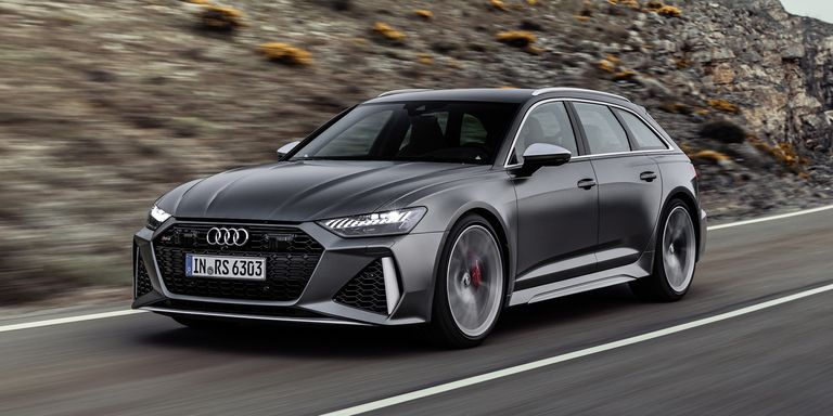 AUDI IS FINALLY BRINGING THE RS 6 AVANT TO THE U.S.