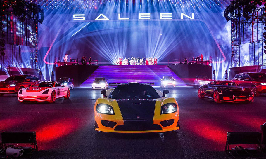 THE SALEEN S7 IS MAKING A COMEBACK