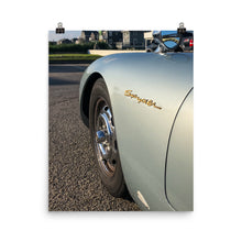 Load image into Gallery viewer, Porsche Spyder Print
