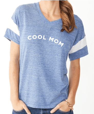 Cool Mom Jersey - Hey Mama Wines
