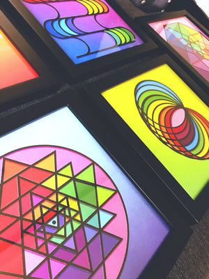 Sacred Geometry Art Prints