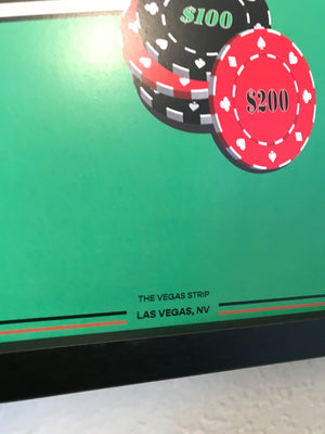 Best of Luck Poker Poster