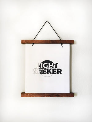Light Seeker Poster