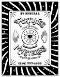 Fortunes & Mysteries Free Coloring Page