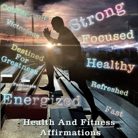 Health & Fitness Affirmations Mp3
