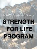 Monthly Strength for Life Program (55+ Years)