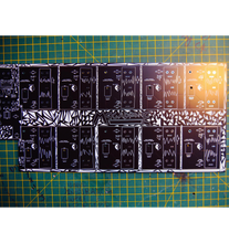 Load image into Gallery viewer, 2000 MEGADRONE 10 OSCILLATOR PANEL/PCB SET